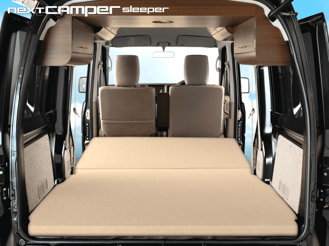 next CAMPER SLEEPER Kit