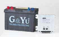 走行充電装置(リレー式・自動充電システム・保護機能内蔵)/サブバッテリー(105Ah)